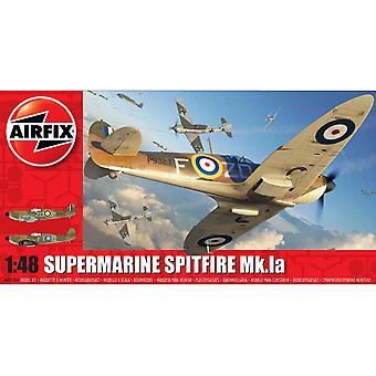 Supermarine Spitfire Mk.1 a Sarja 5 1:48 Air Fix Mallisarja