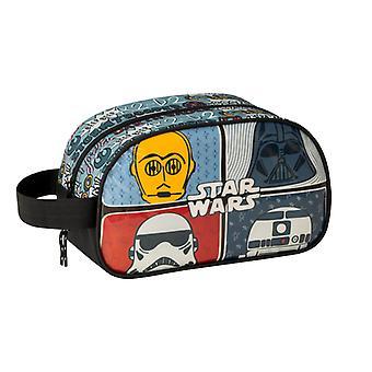 Sac de toilette d'école Star Wars Astro