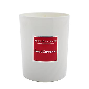 Max Benjamin Candle - Rose & Champagne 190g/6.5oz