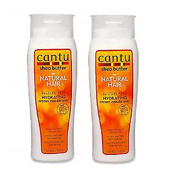Cantu Shea Butter For Natural Hair Sulfate-Free Hydrating Cream Conditioner, 13.5Oz