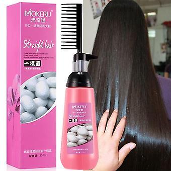 150ml تغذية سريعة تنعيم الكولاجين كريم استقامة الشعر للمرأة