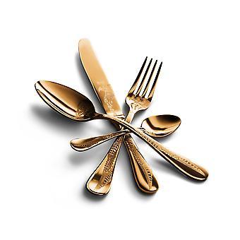 Mepra Caccia Oro 5 kpl flatware-sarjan