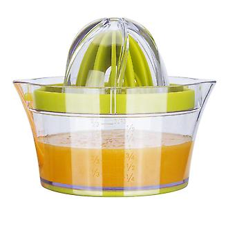 Manual Juicer 4 In 1 Multifunctional Lemon Squeezer Orange Citrus Juicer With -in Measuring Cup
