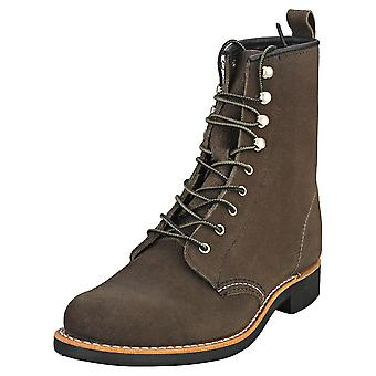 Red Wing Silversmith Womens Casual Boots in Pewter