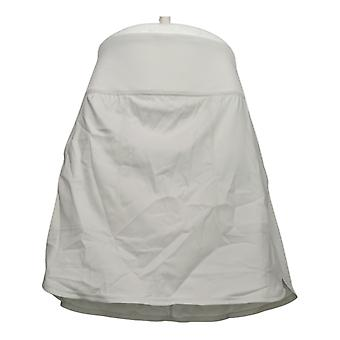 Zuda Women's Shorts Regular Cityscape Skort With Pockets Gray A381036