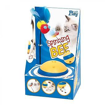Bee Culbuto Play - För Katt