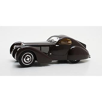 Bugatti Type 51 Dubos Coupe Maroon 1931 1:18 Cult Scale Models CML057-1