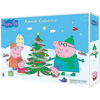 Peppa Pig - Advent Calendar 2021