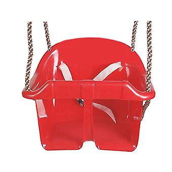 Plastic stoel swing speelgoed met verstelbare touwen