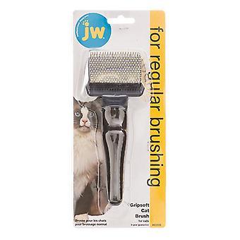JW Gripsoft Cat Brush - Cat Brush