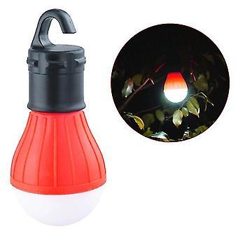 4 kleuren draagbare hangende tent lamp noodsituatie led lamp licht camping lantaarn voor bergbeklimmen