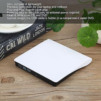 Professionelles externes Laufwerk USB 3.0 Writer Player für PC Laptop Notebook