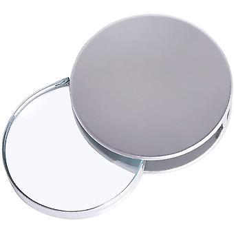 Magnifier Handheld Foldable Round 20x With Metal Protective Case