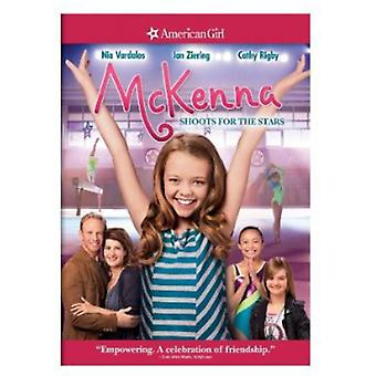 An American Girl: Mckenna Shoots for the Stars [DVD] USA import