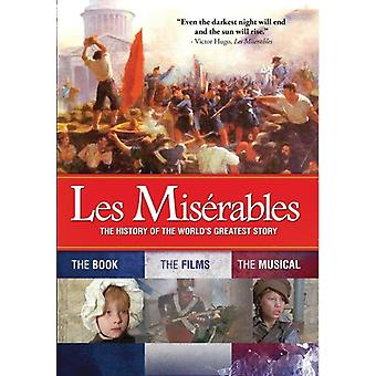 Les Miserables: History of the World's Greatest [DVD] USA import