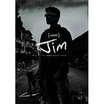Jim: James Foley Story [DVD] USA importere