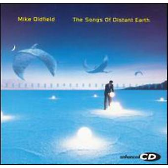 Mike Oldfield - import USA de chansons de la terre lointaine [CD]
