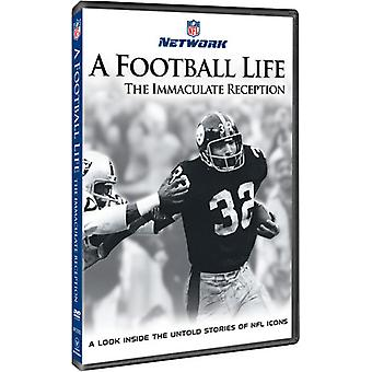 Immaculate Reception [DVD] USA import