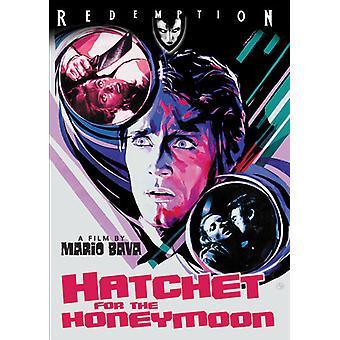Hatchet for the Honeymoon [DVD] USA import