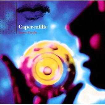 Capercaillie - Secret People [CD] USA import