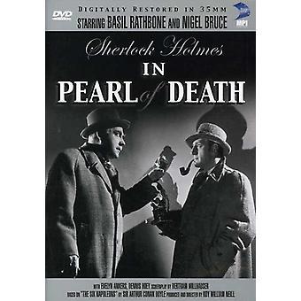 Basil Rathbone - Sherlock Holmes: Pearl of Death [DVD] USA import