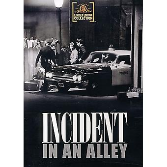 Incident in an Alley [DVD] USA import