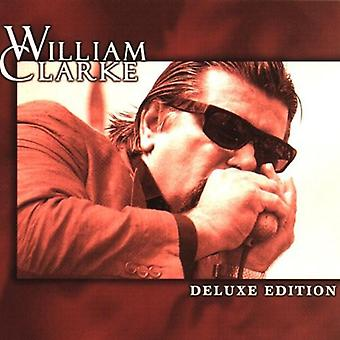 William Clarke - Deluxe Edition [CD] USA tuonti