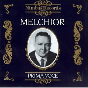 Lauritz Melchior - Melchior [CD] USA import