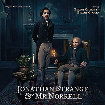 Soundtrack - Jonathan Strange [CD] USA import