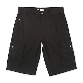 LRG RC TS Ripstop Cargo Shorts svart