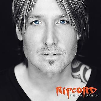 Keith Urban - Ripcord [CD] USA import