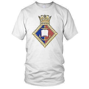 Royal Navy HMS Edinburgh damer T skjorte