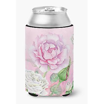 Carolines Treasures  BB7447CC Rose Garden Can or Bottle Hugger
