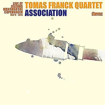 Franck, Tomas / Dahl / Green / Franck, Daniel - Association: Live at Montmartre [CD] USA import