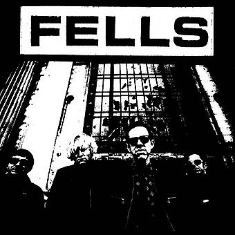 Fells - Close Your Eyes / Never Be Your Man [Vinyl] USA import