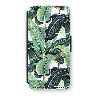 iPhone 7 Flip Case - Banana leaves