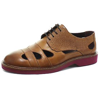 London Brogues Digby Mens Lace Up Shoes  AND COLOURS