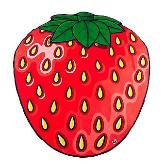 Stranden handduk Strawberry Strawberry handduk ark 150 cm