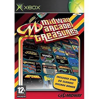 Midway Arcade Treasures (Xbox) - Nouveau