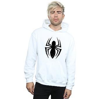 Marvel Spider-Man Ultimate Spider Logo Felpa
