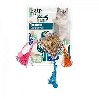 AFP Roll Around Whisker Fiesta (Chats , Jouets , Jouets dynamiques)