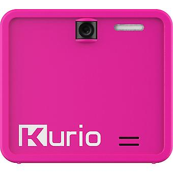 Kurio Snap appareil photo 3MP 1Go WiFi - rose (C17701GB)