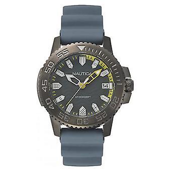 Nautica reloj silicona de pulsera NAPKYW004