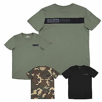 Εταιρείες άλφα Ανδρικά T-shirt ALS T