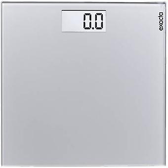 Soehnle Exacta Comfort Digitaalinen kylpyhuone asteikot Painoalue=180 kg Hopea