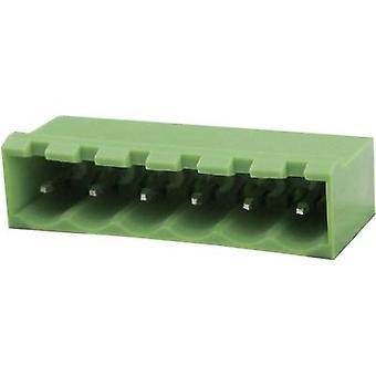 Degson Socket behuizing - PCB totaal aantal pinnen 2 Contact afstand: 5.0 mm 2EDGRC-5.0-02P-14-00AH 1 PC('s)