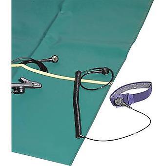 Bernstein 9-354 ESD maintenance kit Green (L x W x H) 500 x 400 x 0.35 mm