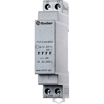 Finder SSR 77.01.8.230.8051 Current load (max.): 5 A Switching voltage (max.): 240 V AC 1 pc(s)