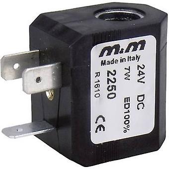 M & M internacional 2250 solenoide válvula Compatible con (detalles) electroválvulas M & M, serie 2000