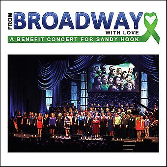 From Broadway with Love: Benefit Sandy Hook/Var - From Broadway with Love: Benefit Sandy Hook/Var [CD] USA import